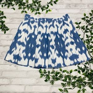 Vineyard Vines Cotton Skirt W/Pockets